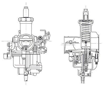 Keihin Pd Carburetor Diagram - All Wiring Diagram